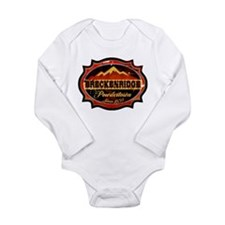 Breckenridge Powdertown Long Sleeve Infant Bodysui
