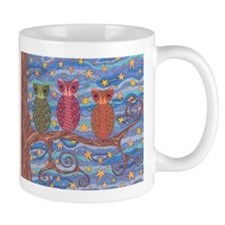 Night Rainbow Mug
