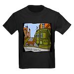 Dachshund Kids Dark T-Shirt