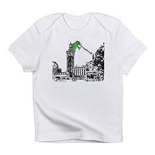 Cute London skyline Infant T-Shirt
