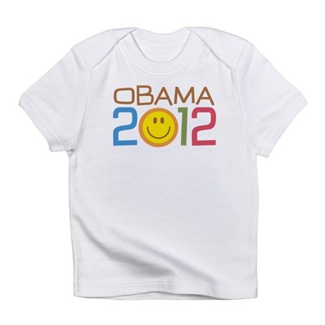 Obama 2012 Smile Infant T-Shirt