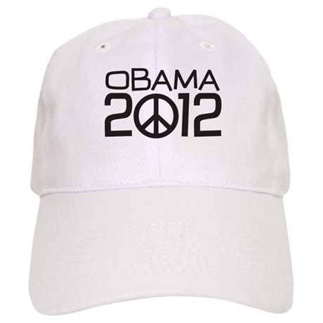 Peace Sign Obama Cap