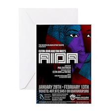 AIDA Greeting Card