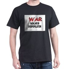 KEEPING NUMBERS DOWN T-Shirt