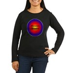 MIRACLES HAPPEN IV Women's Long Sleeve Dark T-Shir