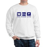 The Good Life Golf Sweatshirt