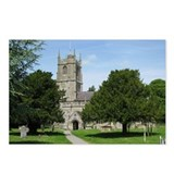 Avebury Church Postcards (Package of 8)