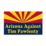 Arizona Against Tim Pawlenty Wall Graphic Decal