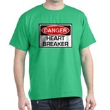 Danger Heart Breaker T-Shirt