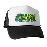 AU Surfer Trucker Hat