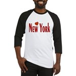 Love New York Baseball Jersey
