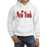 Love New York Hooded Sweatshirt