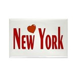 Love New York Rectangle Magnet (10 pack)