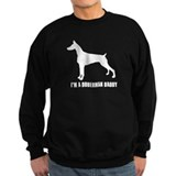 i'm a doberman daddy Jumper Sweater