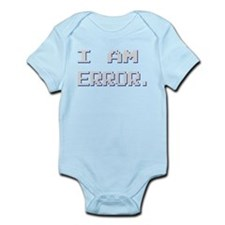 I Am Error Infant Bodysuit