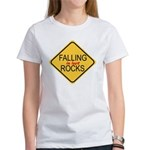 Falling In Love Rocks Women's T-Shirt