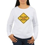 Falling In Love Rocks Women's Long Sleeve T-Shirt