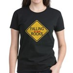 Falling In Love Rocks Women's Dark T-Shirt