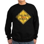 Falling In Love Rocks Sweatshirt (dark)