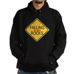 Falling In Love Rocks Hoodie (dark)