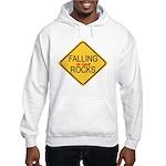 Falling In Love Rocks Hooded Sweatshirt
