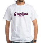 Grandma 2011 White T-Shirt