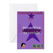 Incarceration Block Trump Cards (10 Pk)