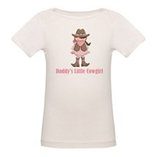 Daddy's Little Cowgirl Tee