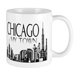 Chicago My Town Mug