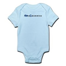 Infant Bodysuit (Boy) | i love my 2 mommies