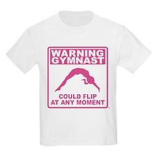 Warning Gymnast Could Flip T-Shirt