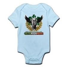 Irish Power Hour Logo Infant Bodysuit