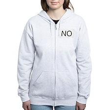 NO Zip Hoodie