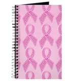 Pink Ribbon Jewels Journal