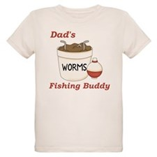 Dad's Fishing Buddy T-Shirt