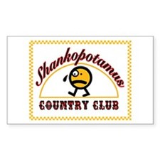 shankopotamus country club Decal