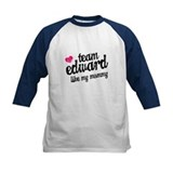 Team Edward Mommy Tee