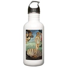 Birth of Venus by Botticelli Water Bottle