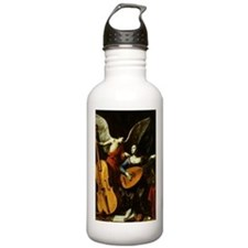 Saint Cecilia and Angel, Saraceni Water Bottle