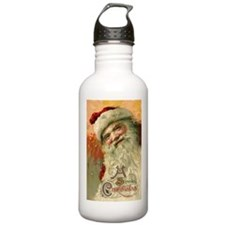 Funny Portraits Water Bottle