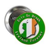 Erin go Bragh Button