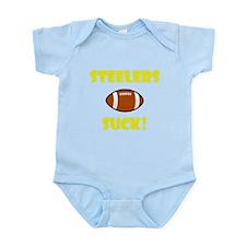 Steelers Suck! Infant Bodysuit