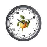 Provencal Apple Wall Clock