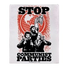 Stop Communist Parties! Throw Blanket