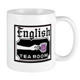 Unique Tearoom Mug
