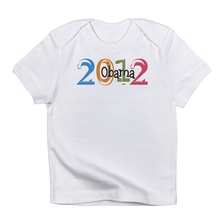 Obama 2012 Graphic Infant T-Shirt
