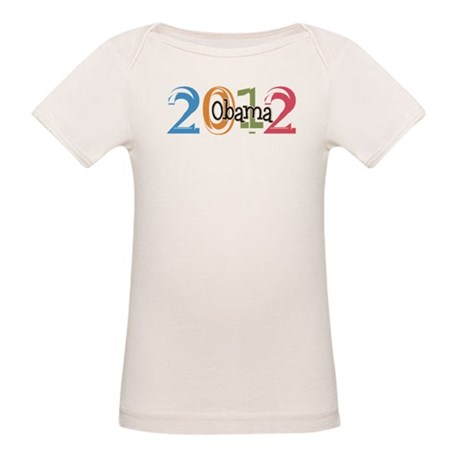 Obama 2012 Graphic Organic Baby T-Shirt