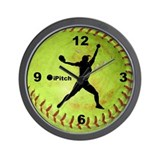 Softball Basic Clocks