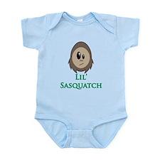 Little Sasquatch/Bigfoot Infant Bodysuit