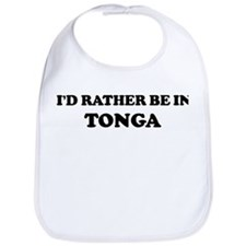 Rather be in Tonga Bib